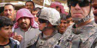 Army veteran Chris Kelly was deployed once during Operation Desert Storm and twice during Operation Iraqi Freedom