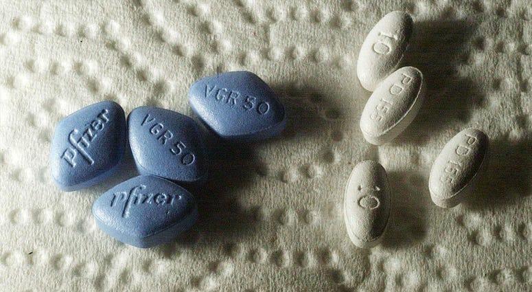 Viagra and Lipitor