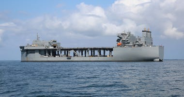 USS Woody Williams