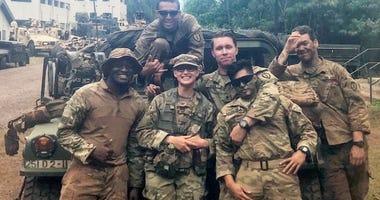 Army Diversity