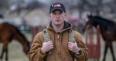 Army medic uses his training to save man
