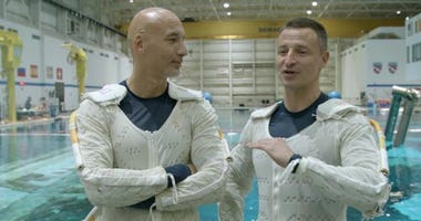 Army astronauts