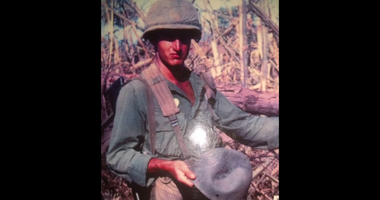 Phillip Carter in Vietnam