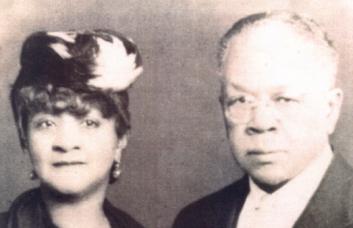Albert and Evie Johnson