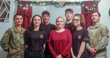 five siblings join the Army