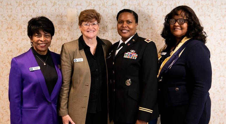 Women in the Military Academies