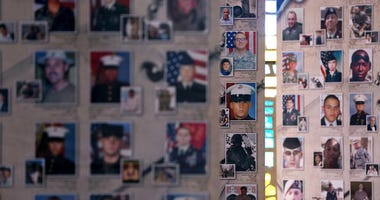'Remembering Our Fallen' traveling memorial recognizes 5,000 fallen service members