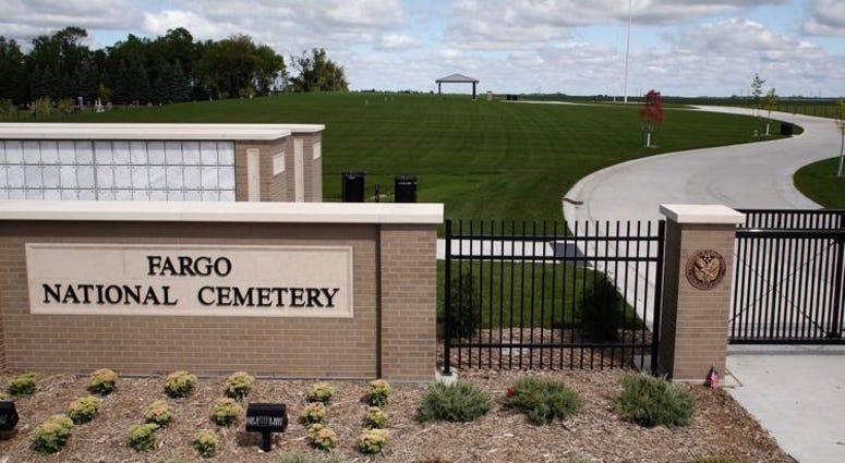 Fargo National Cemetery