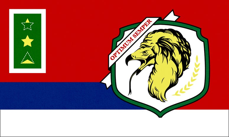 Perfect flag