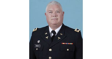 Army Capt. Douglas Linn Hickok, a physician assistant & New Jersey National Guardsmanhas died from the coronavirus.
