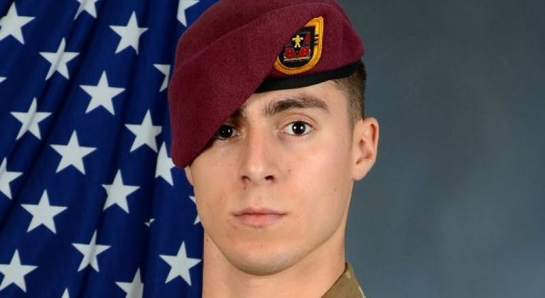 Colorado VFW post named for soldier who died in Afghanistan