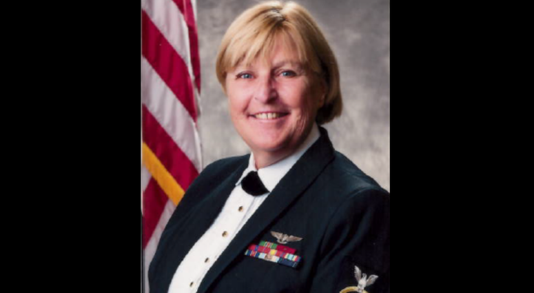 FRA National Commander Donna Jansky