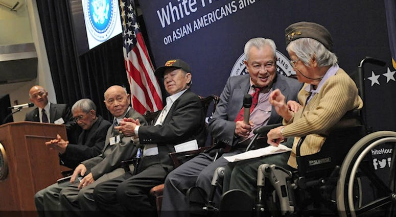 Chinese-American Congressional Gold Medal