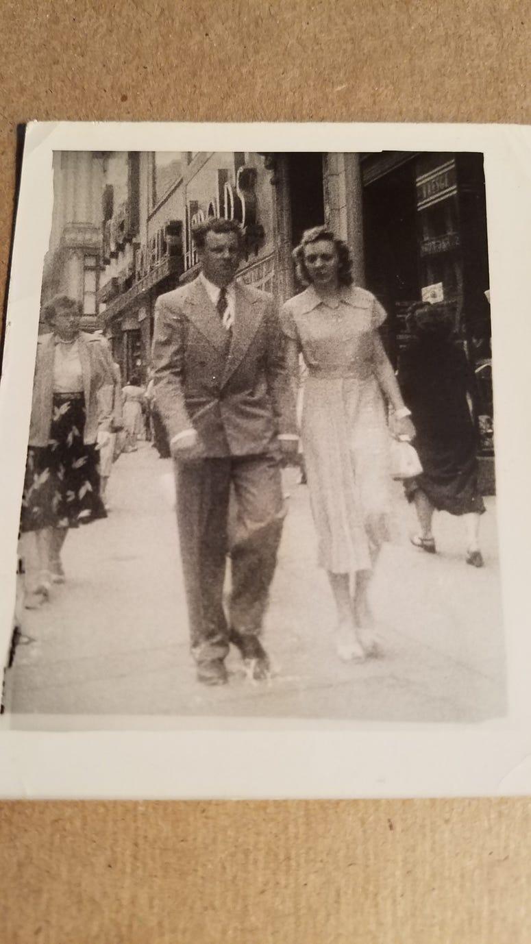 Walter and Anita Krowlikowski
