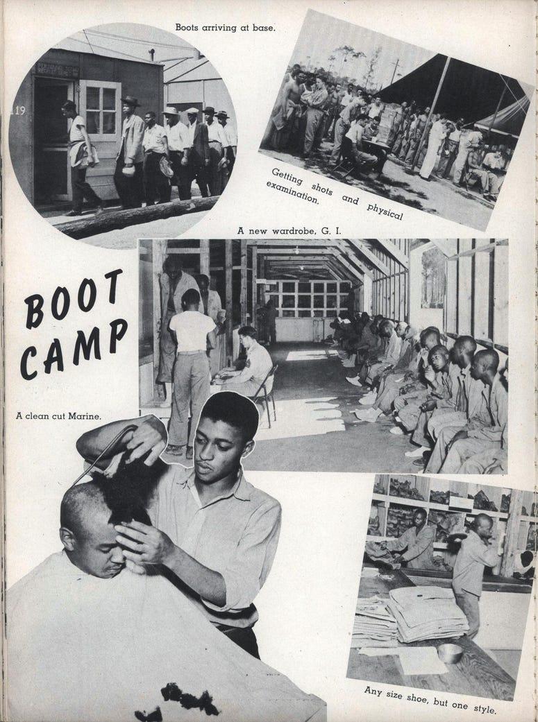 Montford Point Camp