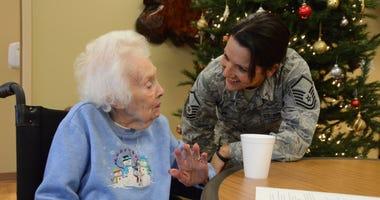 Veteran nursing home