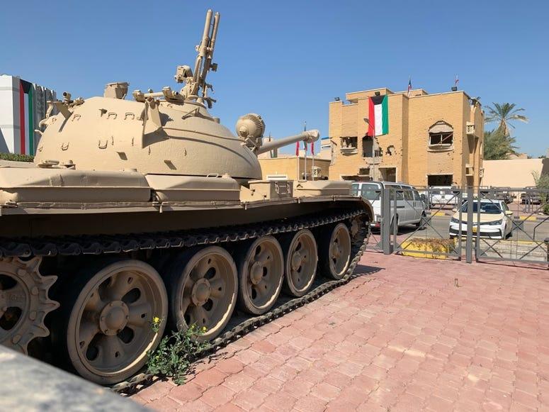 Kuwait liberation