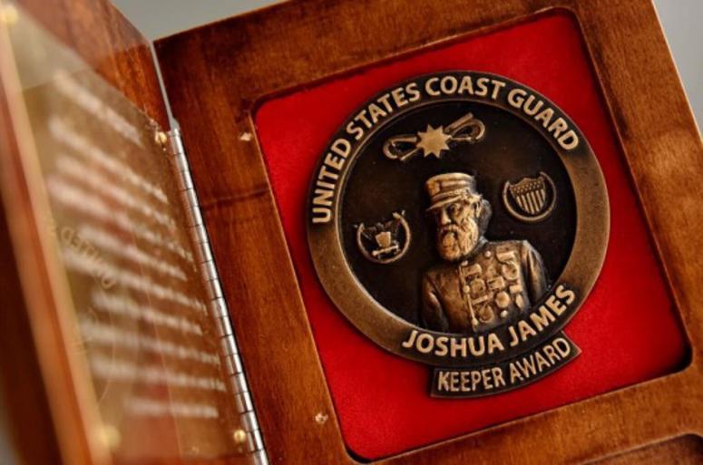US Coast Guard Keeper Award
