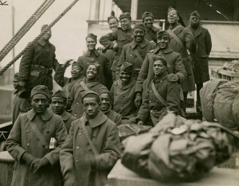 369th Harlem Hellfighters: African American World War I