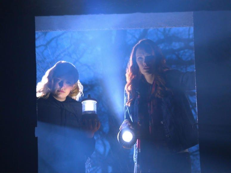 Navy veteran Jennifer Marshall stars on The CW's Mysteries Decoded