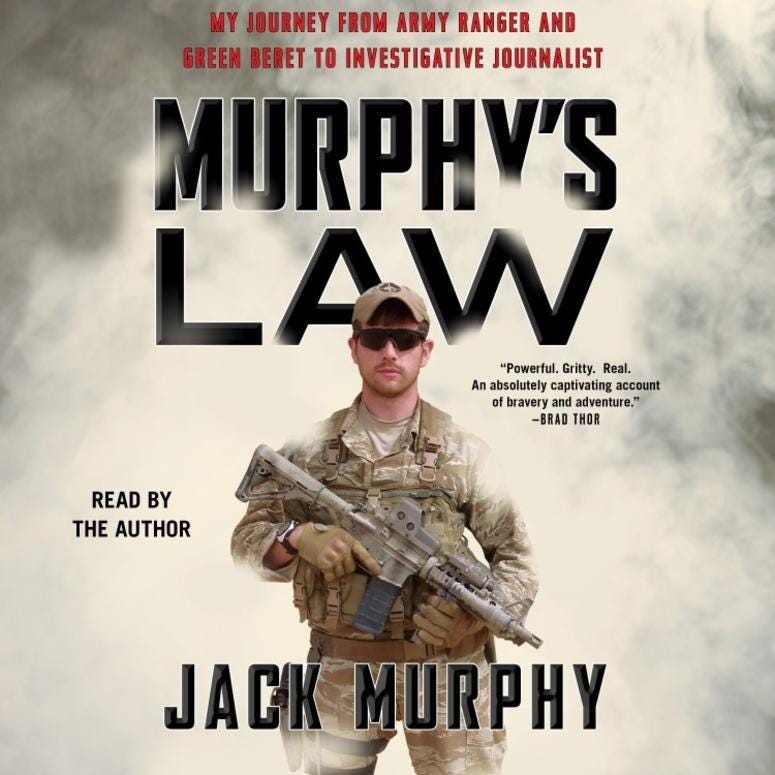 Murphy's Law Book Cover