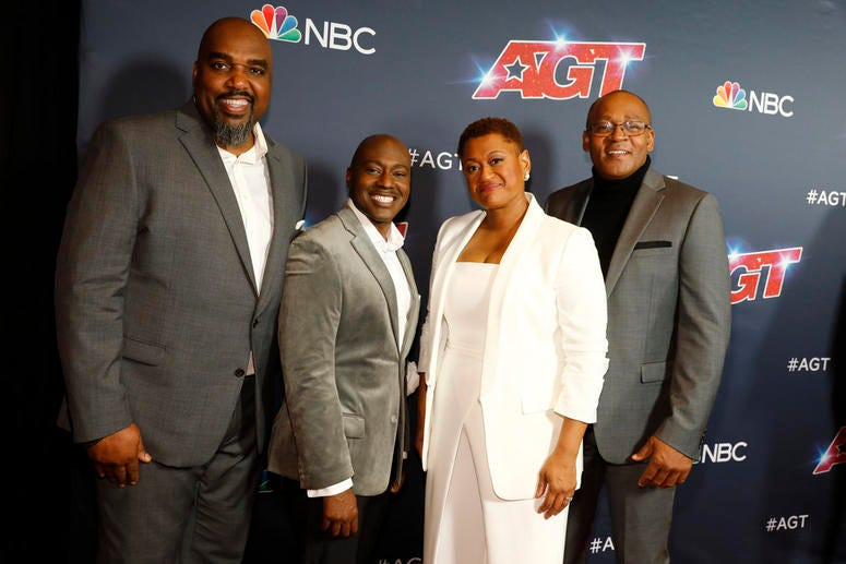 Voices of Service advance to semi finals on on America's Got Talent
