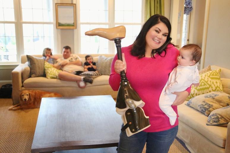 Author Sarah Verardo is a wife, mother, caregiver and advocate.