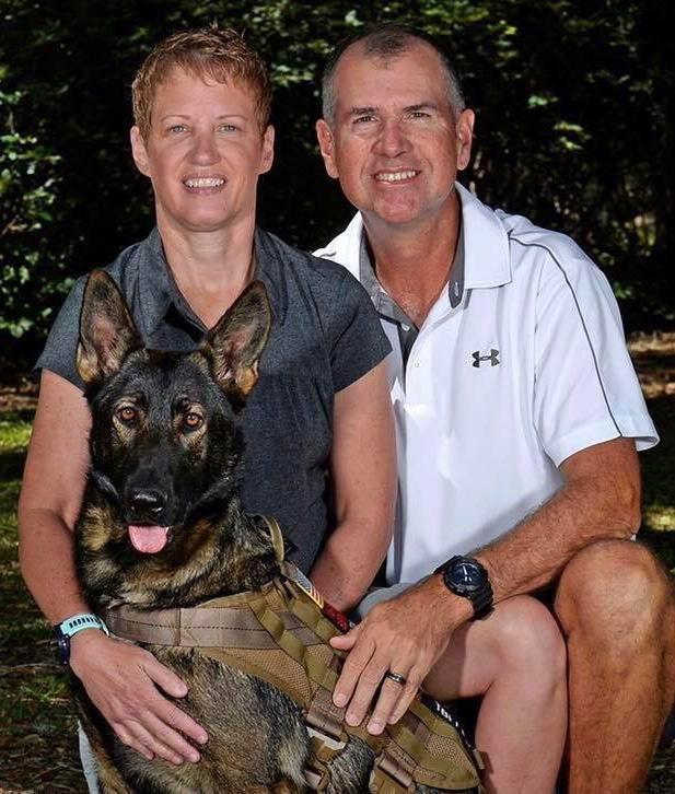Brian and Natalie Vines, Elizabeth Dole Foundation