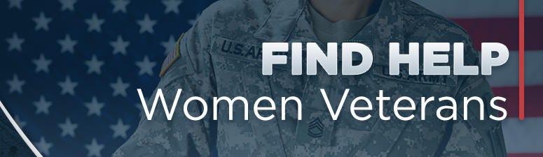 Resources for Women Veterans