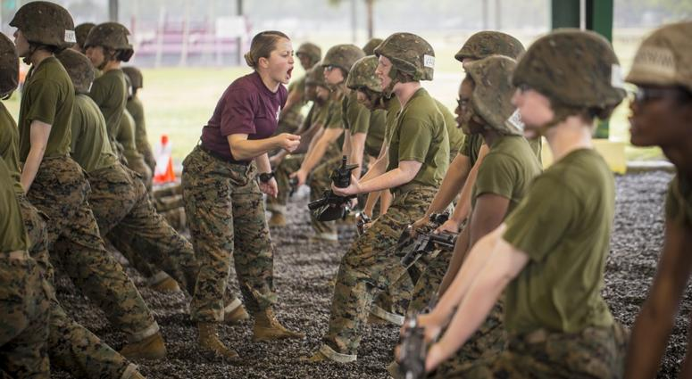 New commandant says more integration coming for Marine Corps boot camp