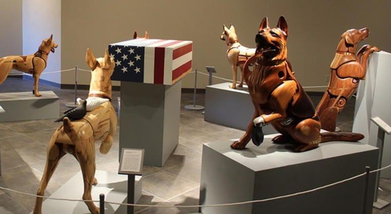 Canine Warriors