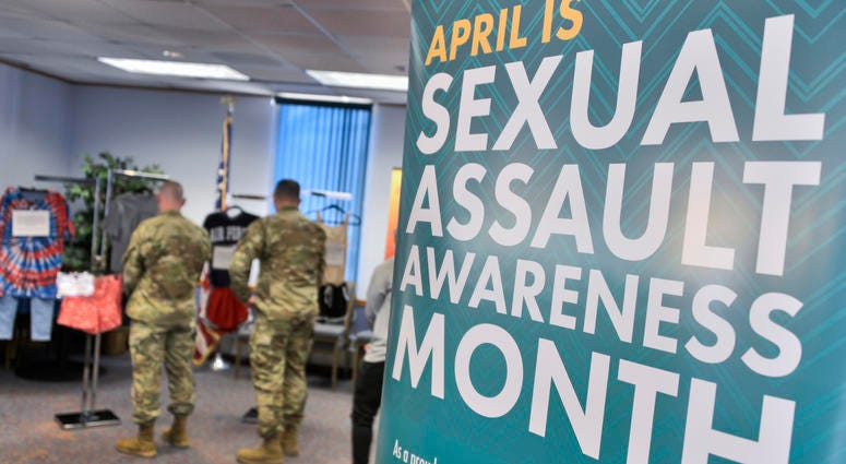 Several events have are being held at Fort George G. Meade, Md. in efforts to promote Sexual Assault Awareness and Prevention Month.