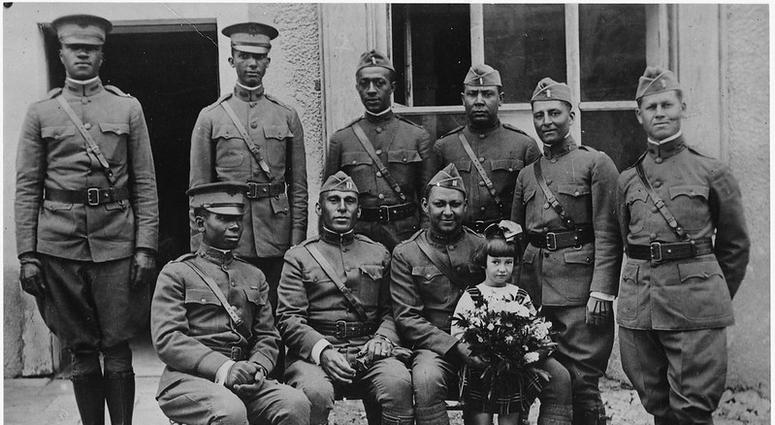 Buffalo Soldiers of World War I
