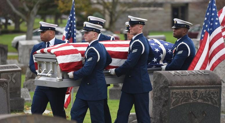 Crotty funeral