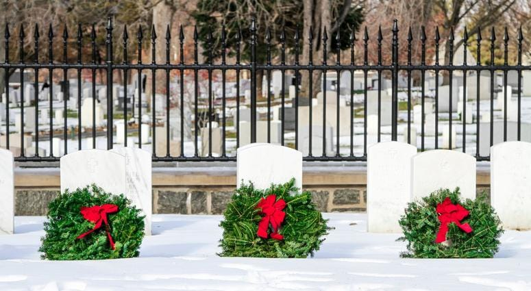 West Point Wreaths Across America