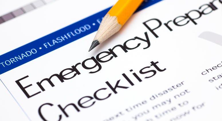 EmergencyCheckList
