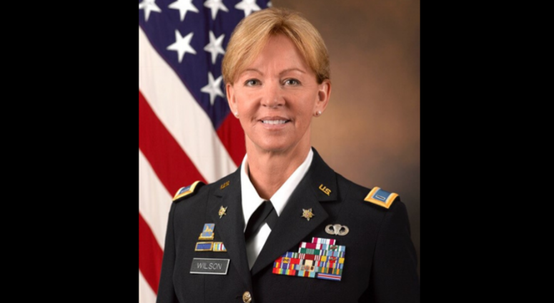 Retired Army chief warrant officer Phyllis Wilson new face of Women in Military Service for America Memorial