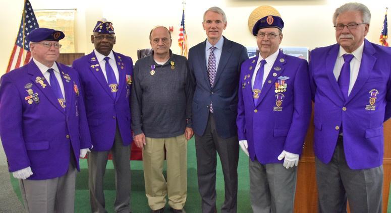 Shelton, Portman, veterans