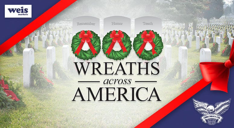 Wreaths Across America - Connecting Vets