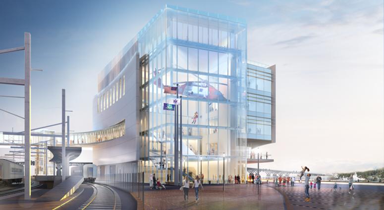 Coast Guard Museum rendering
