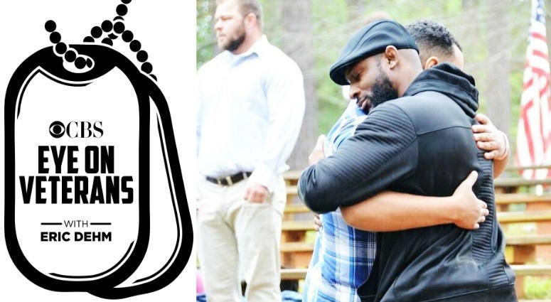 CBS Eye on Veterans Warrior Reunion Foundation Vets Indexes IVMF
