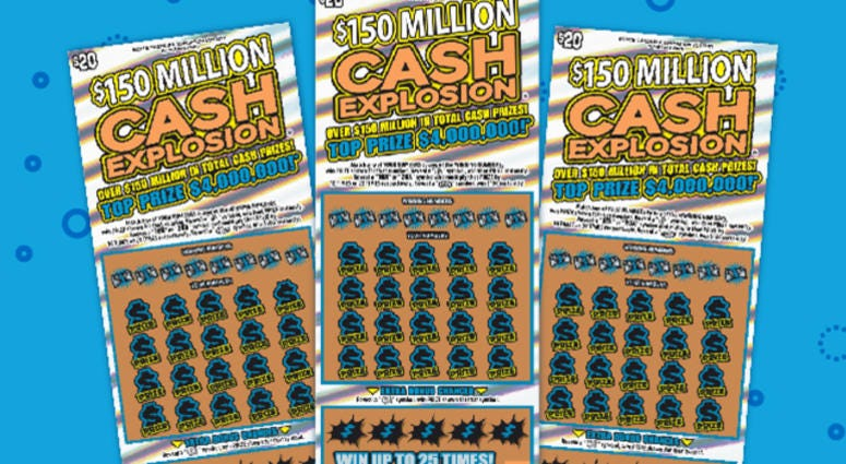 Scratcher tickets