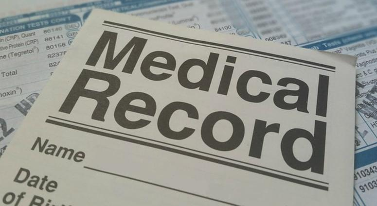VA Claim Process Medical Record