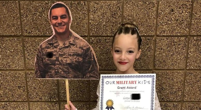 Our Military Kids offers grants to the children of deployed National Guard and reservists