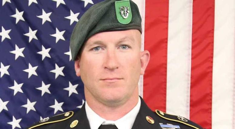 "Sergeant Major James ""Ryan"" Sartor, a decorated member of the Army's elite Green Berets, was killed in action in Afghanistan on July 13, 2019"