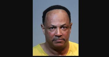 Thomas Garner, 59, was arrested in Jacksonville, Florida