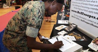 Marine Corps Career Fair
