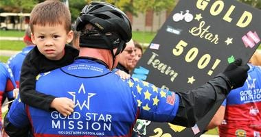 Gold Star Family Bicycle Event