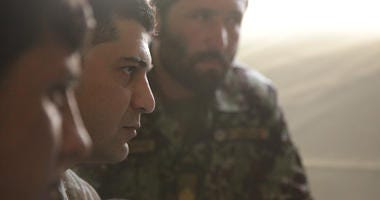 Afghan translators, Afghan National Army