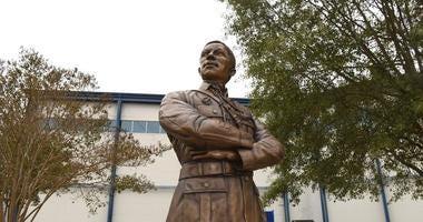 Bullard statue